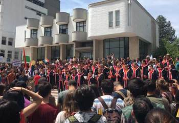 ODTÜ'de boykot ve rektöre istifa çağrısı