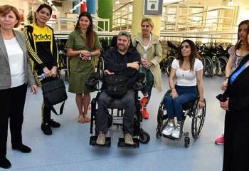 Türkiye'nin ilk 'Engelli Farkındalık Merkezi' İzmir'de