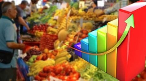 Nisan Enflasyonu Tüketici Fiyatlarında Yıllık Yüzde 19,5- ÜFE'de Yüzde 30'u Geçti!