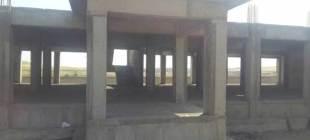 Bütçe yetersizliği okul inşaatlarını durdurdu