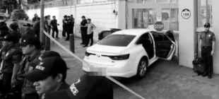 Güney Kore'de ABD Büyükelçiliği'ne saldırı girişimi