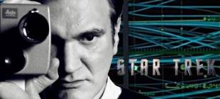 Quentin Tarantino'dan 'Star Trek' filmi