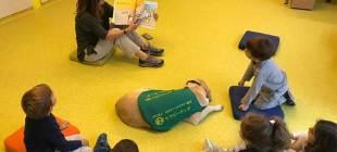 Terapi köpekleri çocukların yoldaşı