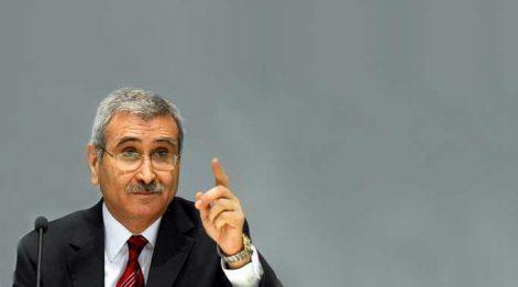 Eski MB Başkanı Yılmaz: … Ortaya çıktı ki Türkiye'nin rezervleri eksidir