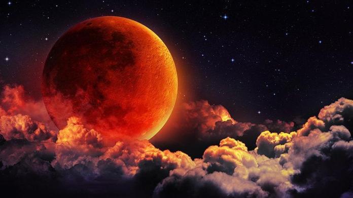 Yengeç burcunda Ay Tutulması haftası!