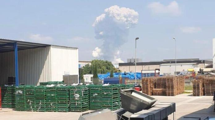 sakarya patlama