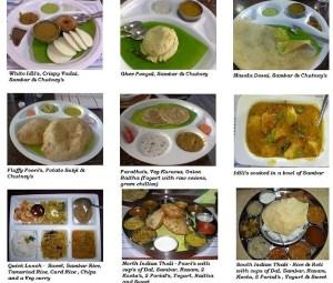 catering service menus