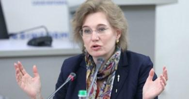 Ольга Голубовская: без локдауна Украине не обойтись