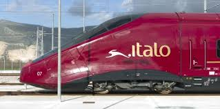 Italo, il treno rosso amaranto di Ntv