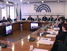 Conferenza delle Regioni il 31 luglio: all'odg elezione del Presidente