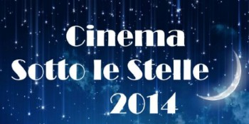 """Cinema sotto le stelle"""