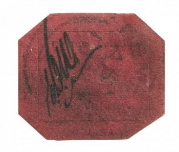 Il francobollo milionario