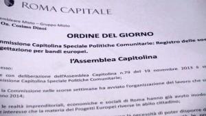 """UE, Cattoi-Dinoi: """"Codice etico approvato in consiglio per trasparenza e legalità"""""""