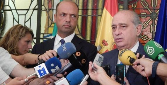 Sostegno di Germania e Spagna a Frontex Plus
