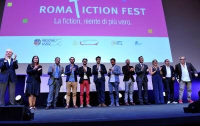 La conclusione del Roma Fiction Fest