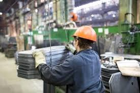 Il calo della produzione industriale