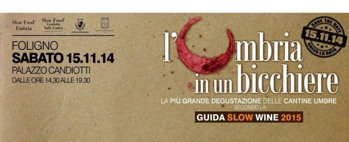 L'Umbria in un bicchiere… secondo Slow Wine