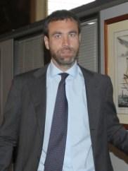 Presidente Andrea Garolla di Bard