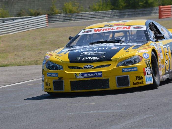 Conclusione della NASCAR Whelen Euro Series