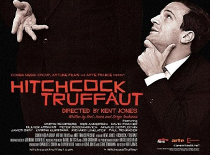 """Hitchcock Truffaut"" di Kent Jones"