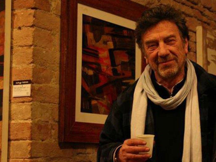 Mauro Tippolotti: il turbamento del colore