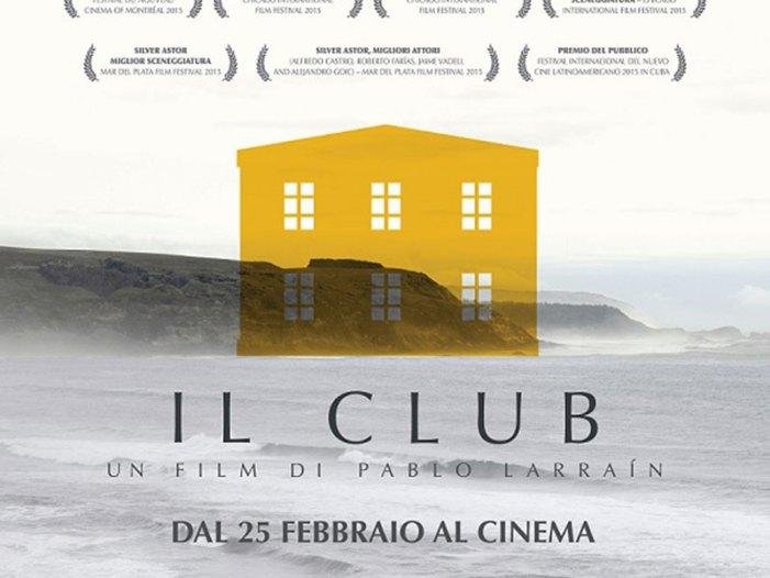 Il Club di Pablo Larrain, Orso d'Argento al Festival di Berlino 2015