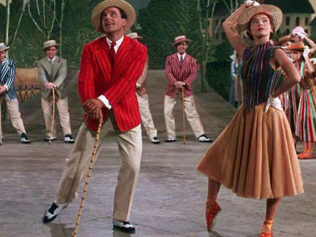"""Il capolavoro di Vincente Minnelli """"Un americano a Parigi"""""""