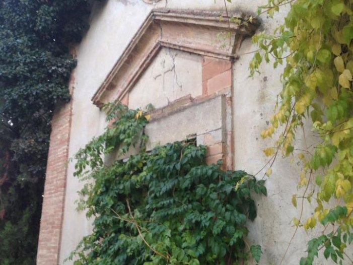 I luoghi del cuore: salviamo la Chiesa di San Biagio a Tordibetto