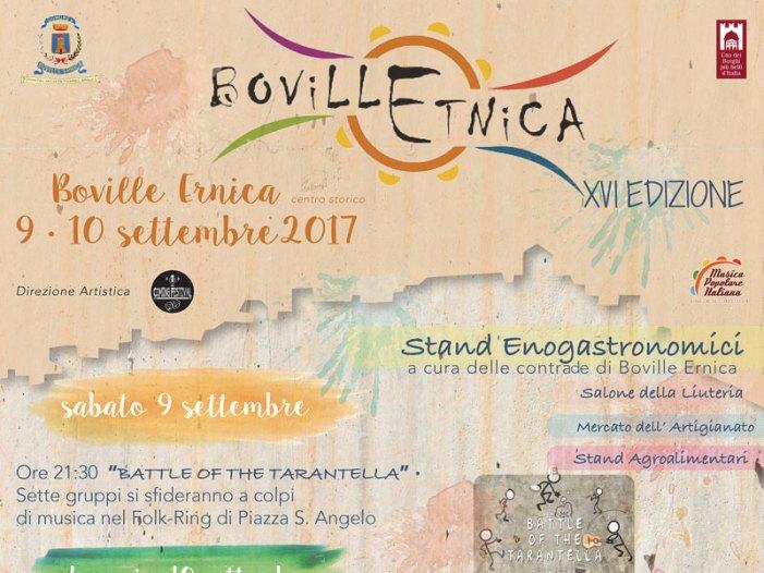 Torna l'appuntamento con Boville Etnica a Boville Ernica