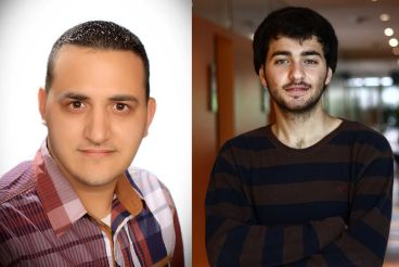 Directors - Yaser Jodallah (sinistra) Ahmad Al-Bazz (destra)