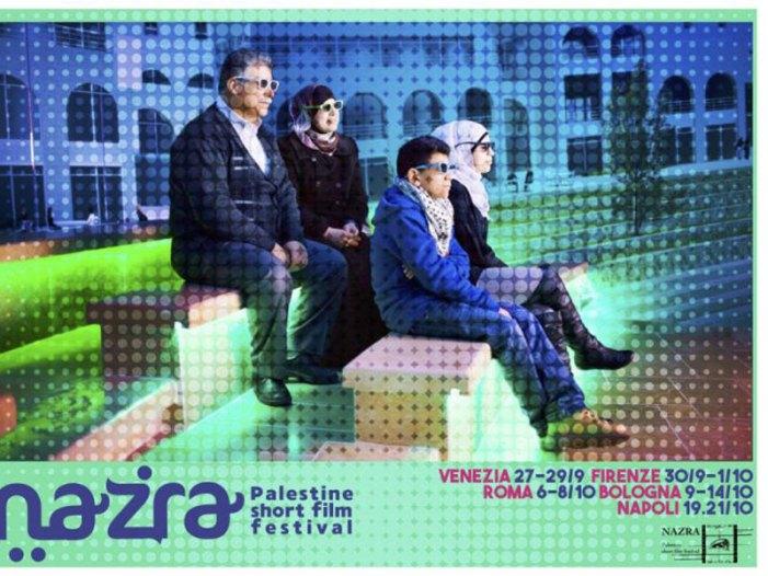 """Alla Mostra del Cinema di Venezia al via """"Nazra"""", il Festival dei corti Palestina"""