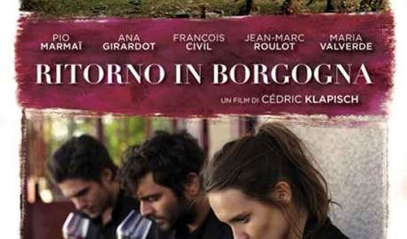 """locandina """"Ritorno in Borgogna"""""""