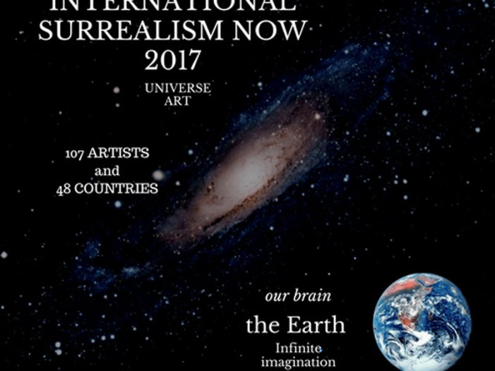 Arte, in Portogallo la mega mostra 'International Surrealism Now' 2017/18