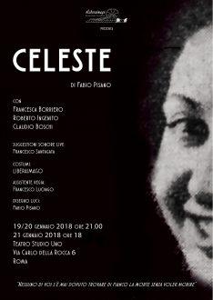 Celeste_19-21 gennaio_ Teatro Studio Uno_loc