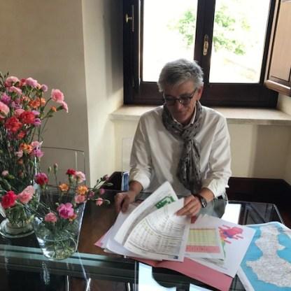Angela Acordon - Direttore Polo Museale della Calabria