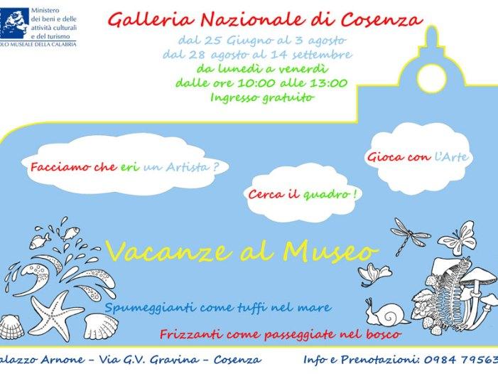 Vacanze al Museo