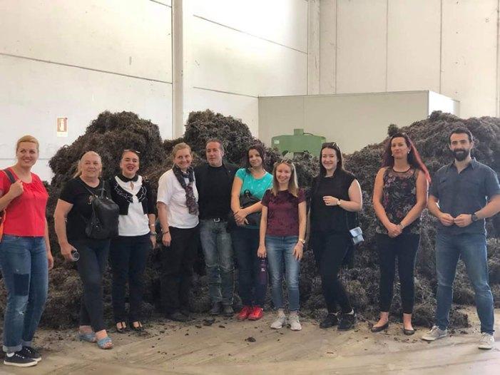 Plastic Food inarrestabile con il progetto Erasmus+ Eco Circle