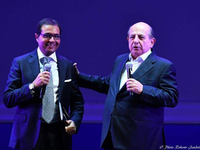"""Al Teatro Eliseo di Roma la presentazione del Premio Nazionale """"Penisola Sorrentina"""""""