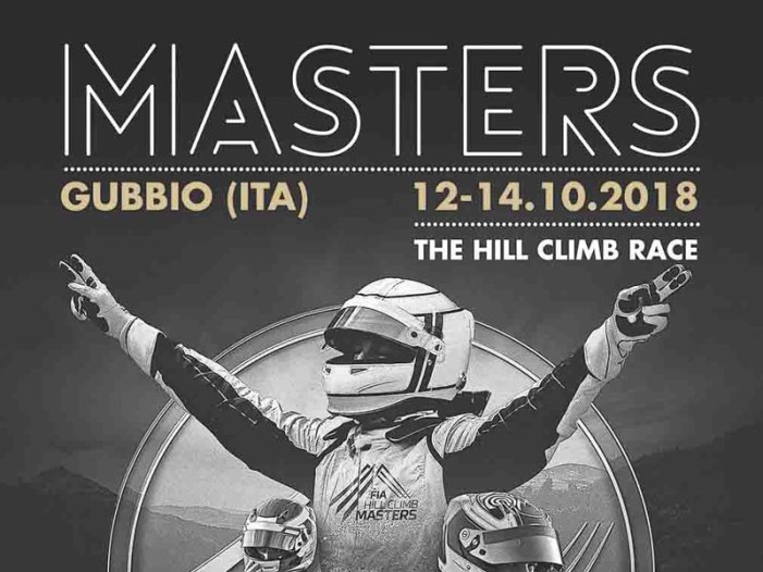 Gubbio, regina del FIA Hill Climb Masters 2018