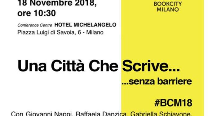 """Dislessia, al BookCity """"Una Città Che Scrive senza Barriere"""""""