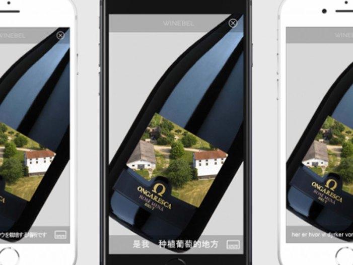 Al Wine2Wine 2018 arriva Winebel, l'App dell'etichetta del vino multimediale