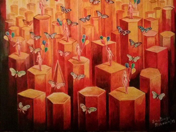 Arte, l'International Surrealism Now fa tappa a Marinha Grande in Portogallo