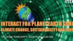 Ambiente: a Roma il seminario Rotary su cambiamenti climatici, sostenibilità e innovazioni