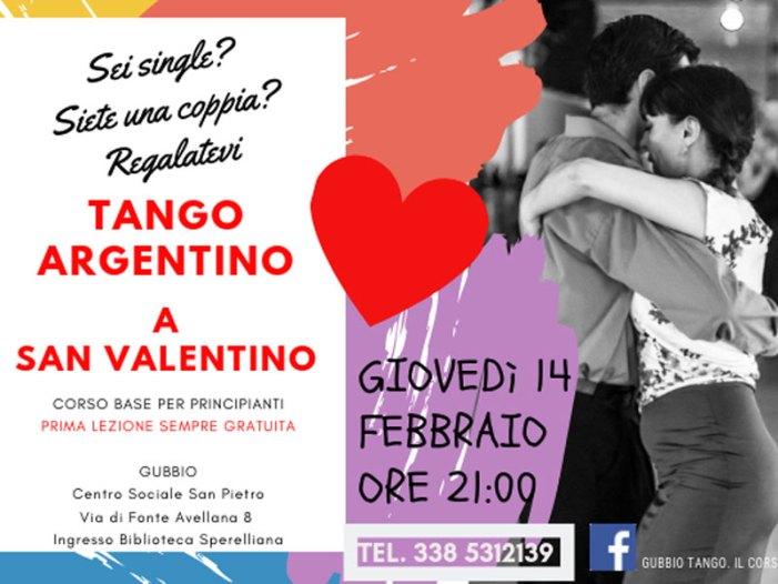 San Valentino a passo di Tango Argentino!