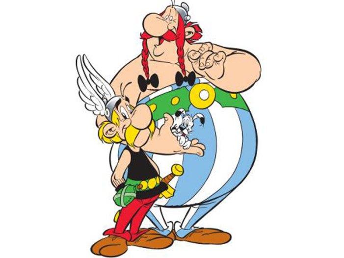 Asterix compie 60 anni