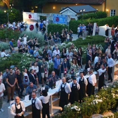 EatPrato2019-brindisi al Giardino Buonamici