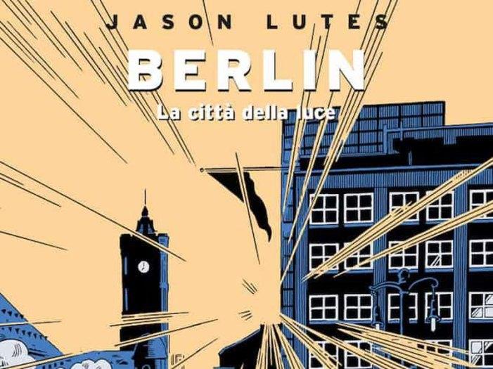 """Jason Lutes in Italia per presentare la trilogia a fumetti """"Berlin"""""""