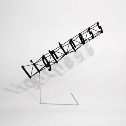 Lightness di Alberto Meda - Sezione Maria Grazia Mattei