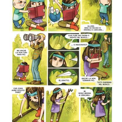 Anna e la famosa avventura nel bosco stregato-11