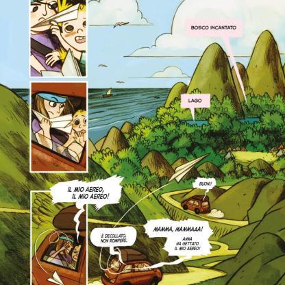 Anna e la famosa avventura nel bosco stregato-8